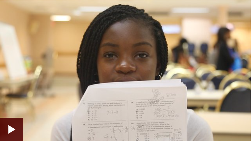 Why NYC students spend the summer studying for one test